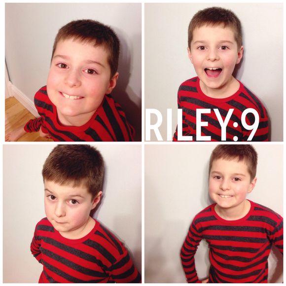 Riley Joseph @ 9